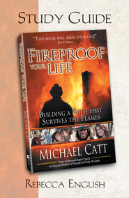 Fireproof Your Life Study Guide - eBook  -     By: Rebecca English