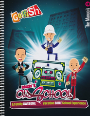 Kickin' It Old School: A  Vacation Bible School (VBS)  Experience  -              By: Go Fish