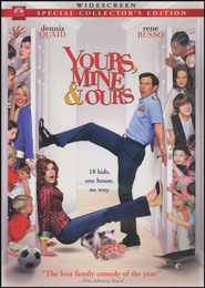 Yours, Mine & Ours, DVD   -