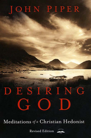 Desiring God, Revised Edition: Meditations of a Christian Hedonist - Slightly Imperfect  -              By: John Piper