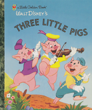 Three Little Pigs  -     By: Golden Books