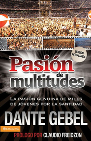 Pasion de multitudes - eBook  -     By: Dante Gebel