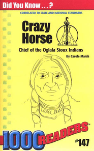 Crazy Horse  -     By: Carole Marsh