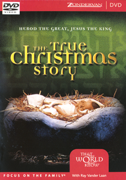 The True Christmas Story, DVD   -              By: Ray Vander Laan