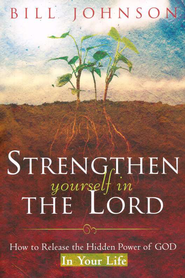 Strengthen Yourself In The Lord  -     By: Bill Johnson