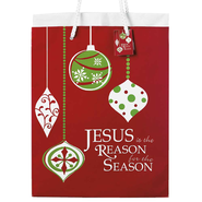 Jesus is the Reason for the Season Gift Bag, Small  -