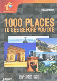 1,000 Places To See Before You Die, DVD   -