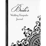 Bride's Memory Keepsake Book  -