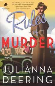 Rules of Murder, Drew Farthering Mystery Series #1 -eBook   -     By: Julianna Deering