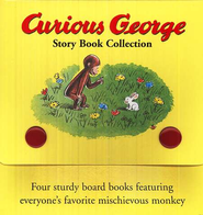 Curious George Board Books, Boxed Set  -              By: H.A. Rey