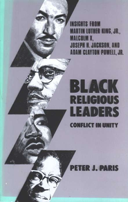 Black Religious Leaders: Conflict in Unity  -     By: Peter Paris