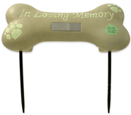 In Loving Memory Pet Marker   -