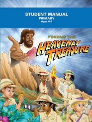 Heavenly Treasure VBS Primary Student Manual  -
