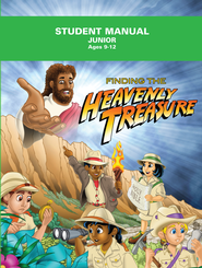 Heavenly Treasure VBS Junior Student Manual  -