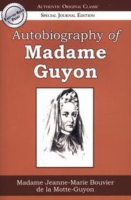 Autobiography of Madame Guyon   -     By: Jeanne Guyon