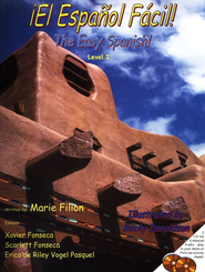 El Espanol Facil!, Level 1   -     By: Marie Filion