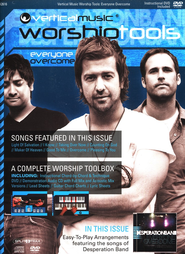Worship Tools: Desperation Band- Everyone Overcome   -     By: Desperation Band
