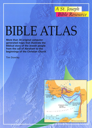 Bible Atlas   -     By: Tim Dowley