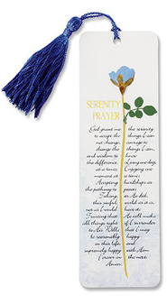 God Grant Me the Serenity to Accept Bookmark   -