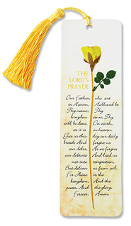 Lord's Prayer Bookmark  -