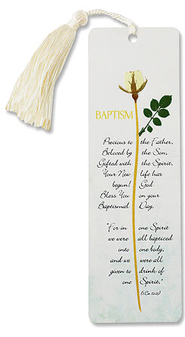 For in the Spirit Baptism Bookmark  -
