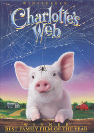 Charlotte's Web, Widescreen DVD   -