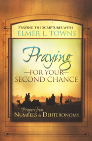 Praying for Your Second Hearing: Prayers from Deuteronomy and Numbers  -     By: Elmer L. Towns