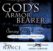 God's Armorbearer: Vol. 1 & 2 (Audio Seminar)  -     By: Terry Nance