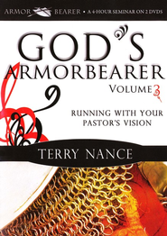 God's Armorbearer: Vol. 3 (DVD Series)  -     By: Terry Nance