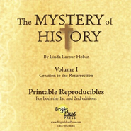 The Mystery of History, Volume 1 Reproducible CD, 2nd Edition  -