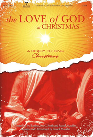 The Love of God At Christmas  -