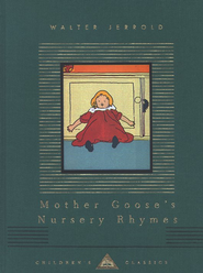 Mother Goose's Nursery Rhymes   -     By: Walter Jerrold, Charles Robinson