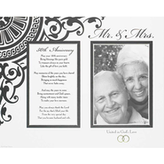 United in God's Love, 50th Anniversary Photo Mat  -