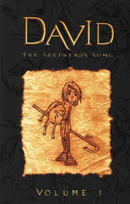 David: The Shepherd's Song, Volume 1   -     By: Royden Lepp, Josh Ray