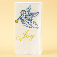 Christmas Joy Angel, Tissue Pack  -