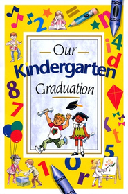 Kindergarten Program Covers Set 2 (Pack of 25)   -