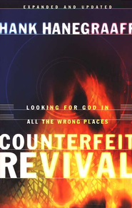 Counterfeit Revival, Paperback   -     By: Hank Hanegraaff