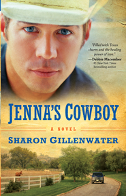 Jenna's Cowboy: A Novel - eBook   -     By: Sharon Gillenwater
