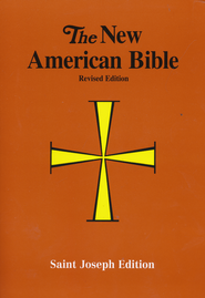 The New American Bible, St. Joseph Student Edition,  Full Size Trade paper  -