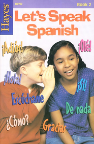 Let's Speak Spanish Book 2   -