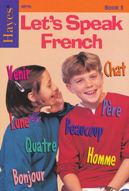 Let's Speak French Book 3   -