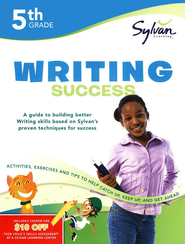 Fifth Grade Writing Success (Sylvan Workbooks)  -     By: Sylvan Learning