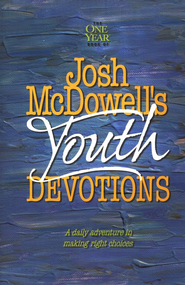 The One-Year Book of Josh McDowell's Youth Devotions, Volume 1  -     By: Josh McDowell, Bob Hostetler