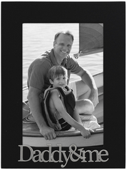 Daddy & Me Photo Frame   -