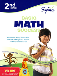 Basic Math Success Workbook: Second Grade  -     By: Sylvan Learning