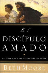El Disc&#237pulo Amado  (The Beloved Disciple)  -     By: Beth Moore