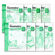 Key To Geometry Books 1-8    -