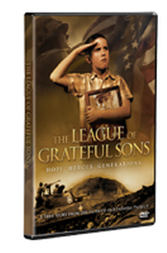 The League of Grateful Sons, DVD   -