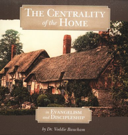The Centrality of the Home in Evangelism and Discipleship Audio CD  -     By: Voddie Baucham Jr.