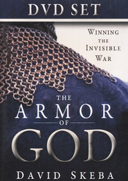 The Armor of God DVD Set    -     By: David Skeba